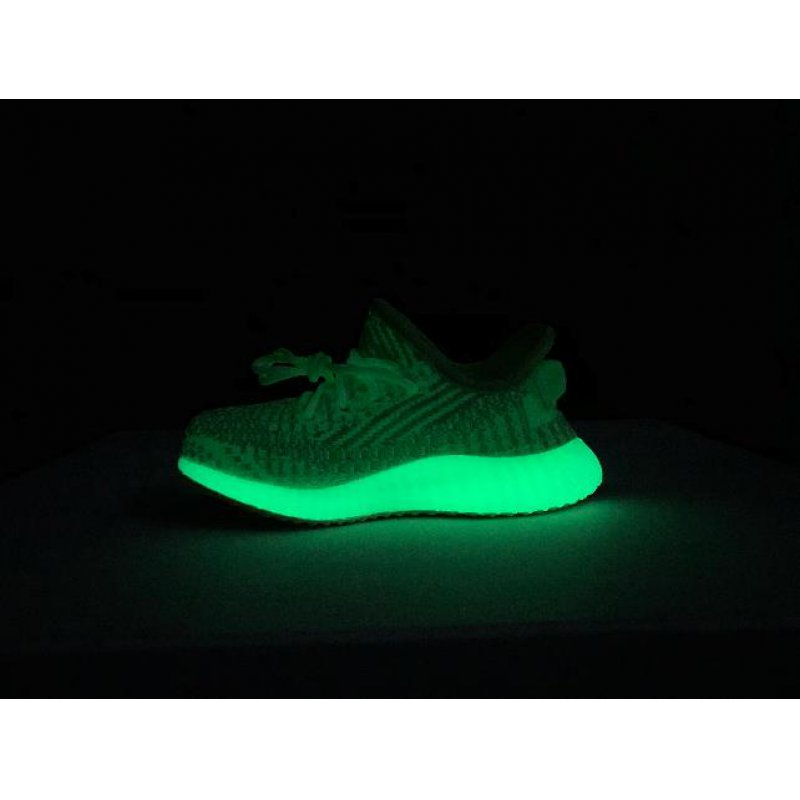 Adidas Yeezy Boost 350 V2 Green Kids Yeezy Shoes Adidas